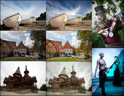Анализ и обработка фотографий