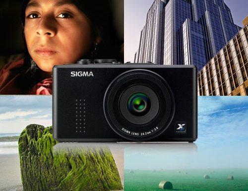 Sigma DP2 в руках профессионалов