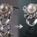 Обработка фотографий ювелирных украшений
