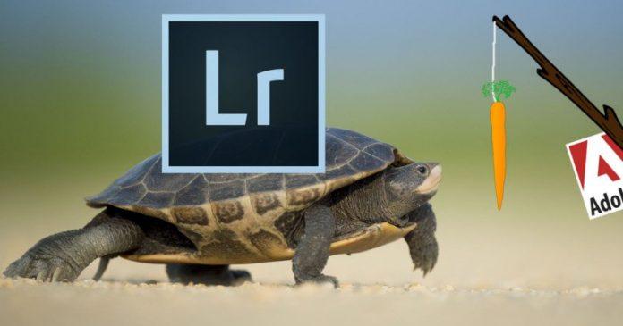 """Adobe: """"Ускорить Lightroom — наш приоритет"""""""