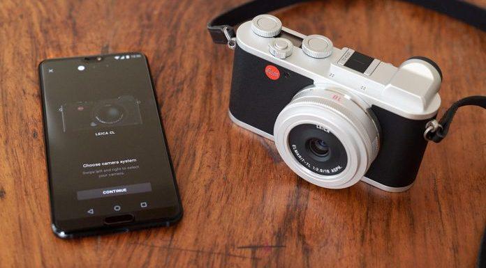 Leica представила мобильное приложение Leica FOTOS