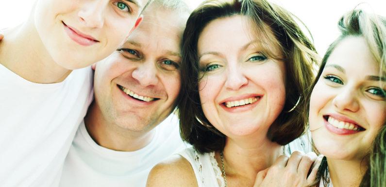 Как снять семейный портрет. Полезные рекомендации