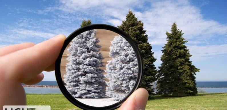 За гранью видимого. Инфракрасное фото — основы и примеры