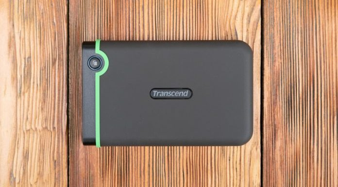 Обзор внешнего диска Transcend StoreJet 25M3S