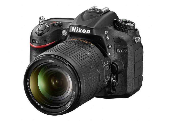 Обзор Nikon D7200