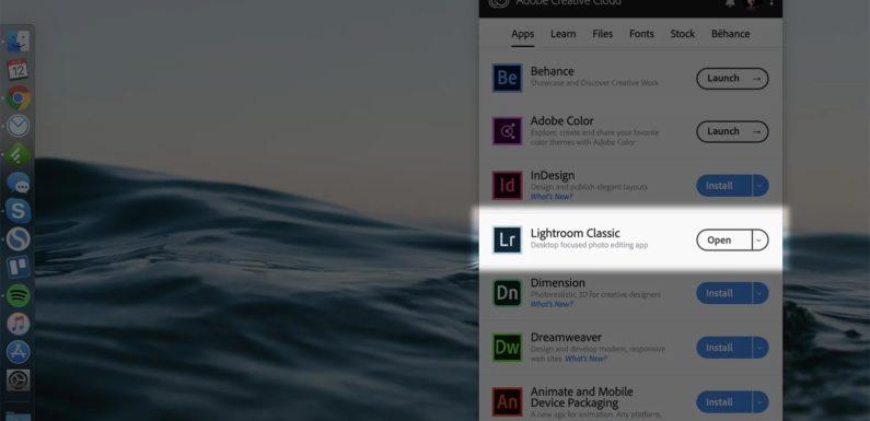 Новое обновление Lightroom Classic и ACR ускорит работу благодаря GPU