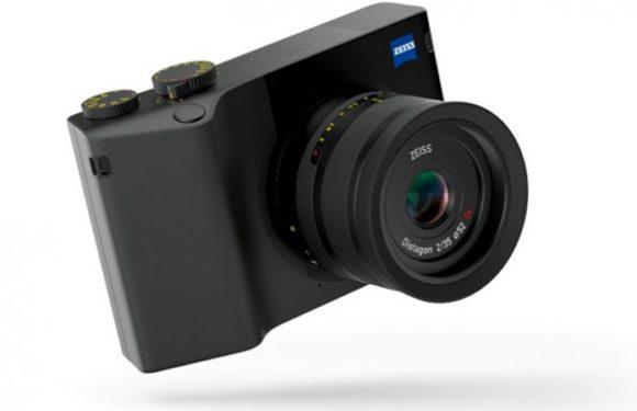 ZX1: Первая полнокадровая камера Zeiss — со встроенным Lightroom